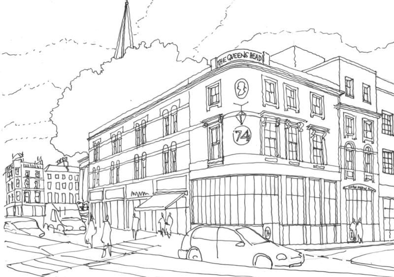 Spitalfields, Urban Fabric, A closer look